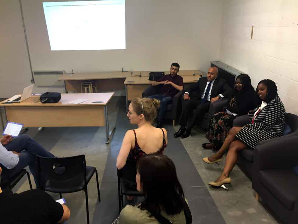 Brent Central candidates attend Wembley Park Residents Association – AGM 2017
