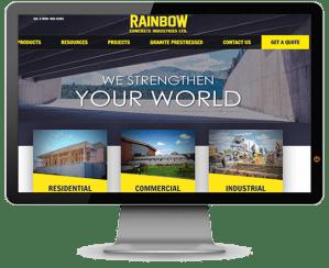 rainbow concrete Home Screen - WEMET Media