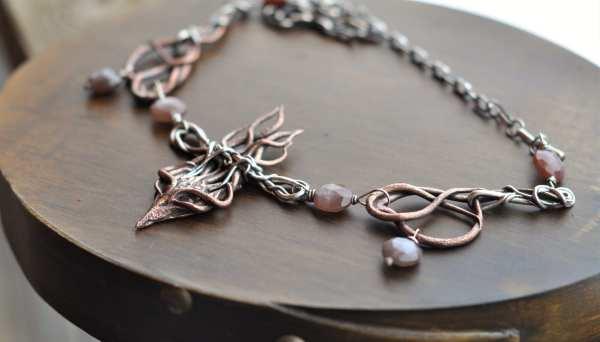 Bronze Silver Jewelry