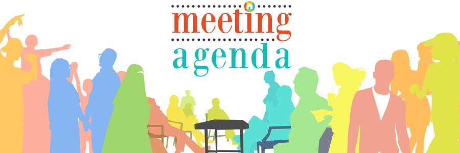 Meeting Agenda – Sept. 2015