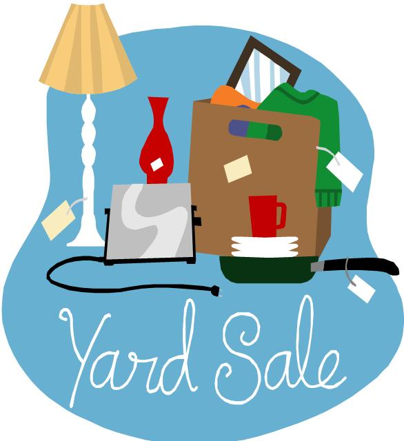 WENA-Reiche PTO Yard Sale Oct. 18