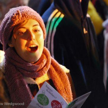 WENA Carolers Annual Neighborhood Song Fest – Sun. Dec. 23 @ 4:45PM
