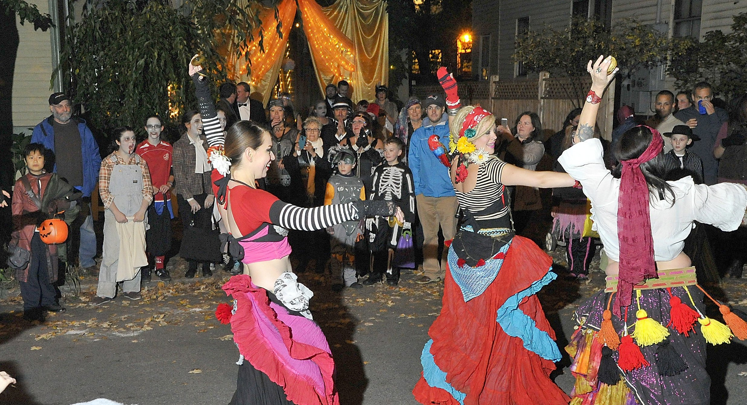 West End Halloween Parade