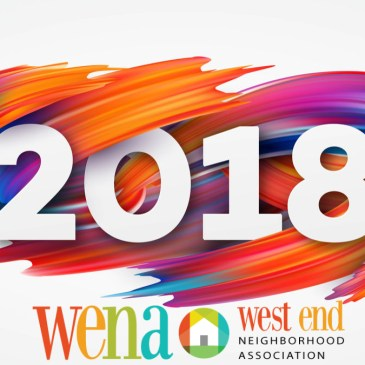 West End Neighborhood Association Year in Review – 2018