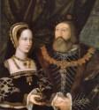 Charles Brandon and Mary Tudor