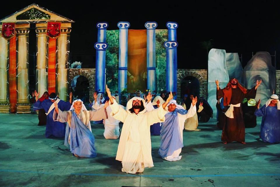 Apresentação da Paixão de Cristo do GRUTEU em São Gonçalo será dia 08