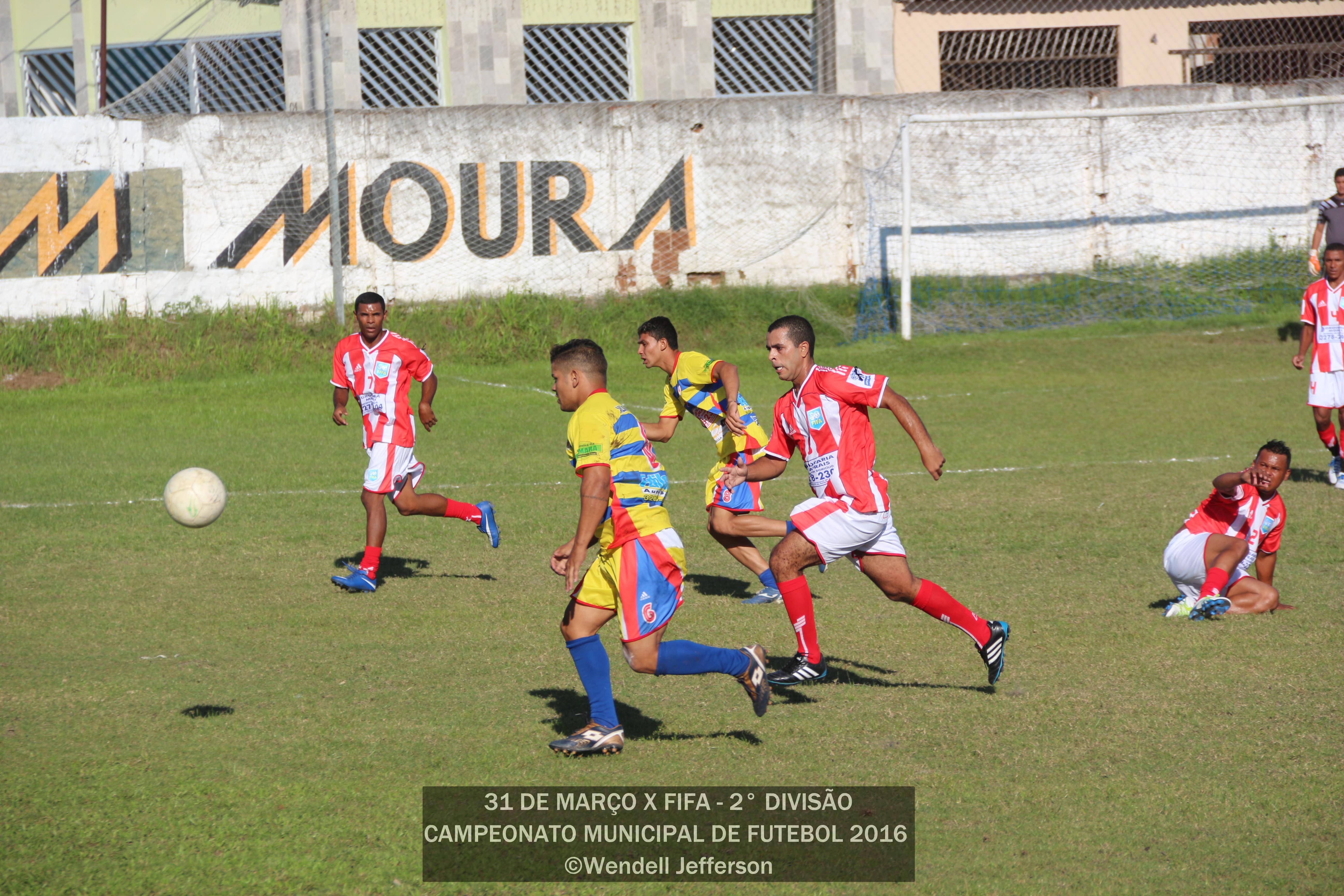 Fotos   31 de Março e FIFA abriram a segunda divisão do Campeonato Municipal em São Gonçalo