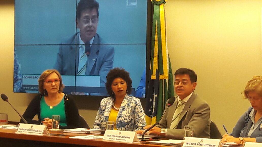 Zenaide Maia defende continuidade da educação para pessoas deficientes como determina ONU