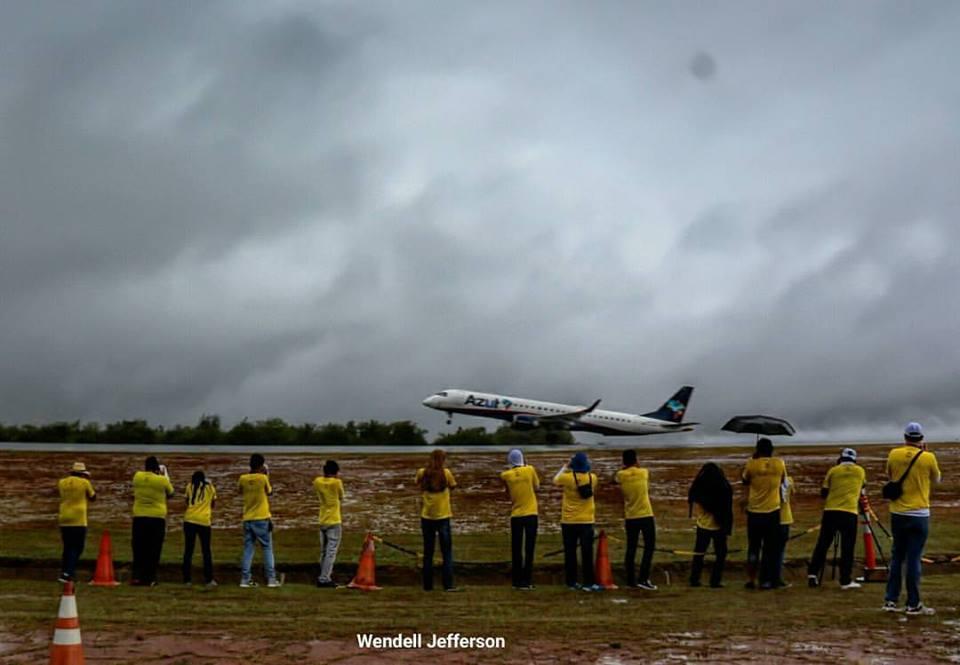 """""""1° Spotter Day"""" levou fotógrafos ao Aeroporto"""