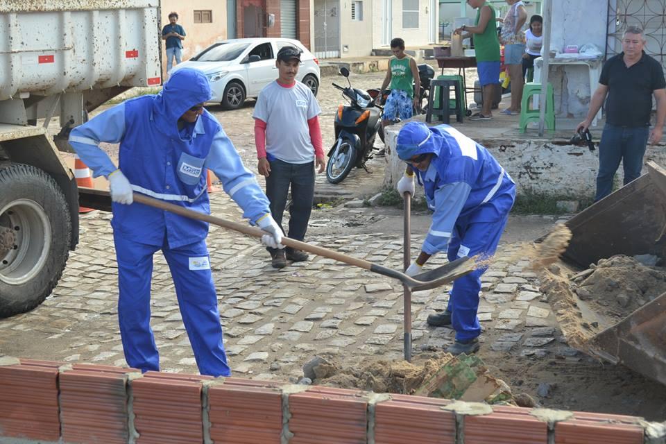 Prefeitura de Areia Branca melhora estrutura dos serviços de limpeza pública