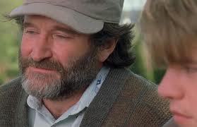 Thank you, Robin Williams, for helping me.