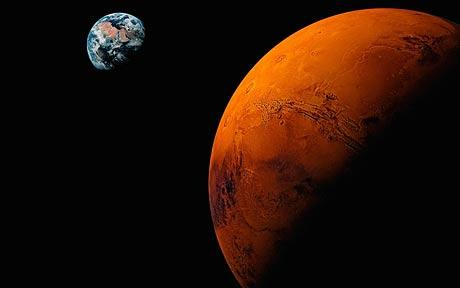 How to get to Mars in 3 simple steps