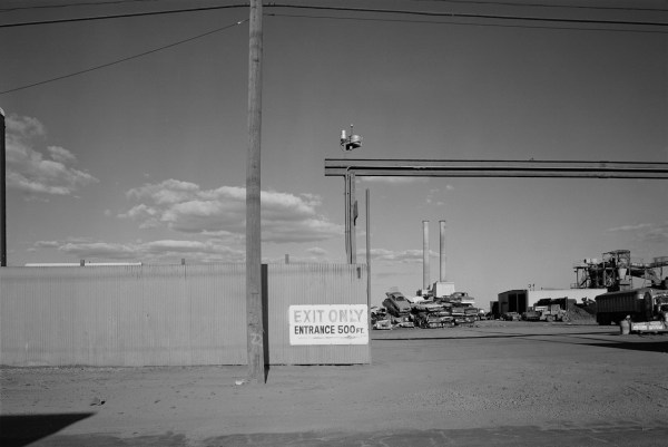Untitled Industrial Landscape
