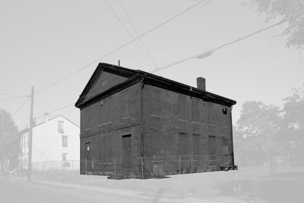 Bellevue Ave School, Trenton, New Jersey