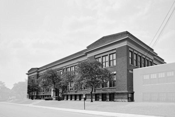 Champion Avenue School, Columbus, Ohio