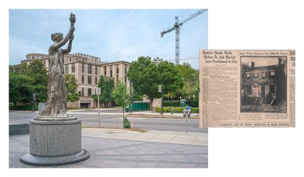 Washington DC July 21, 1919. The Washington Times, Washington, D
