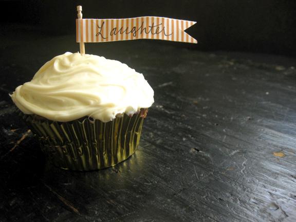 thankful muffin