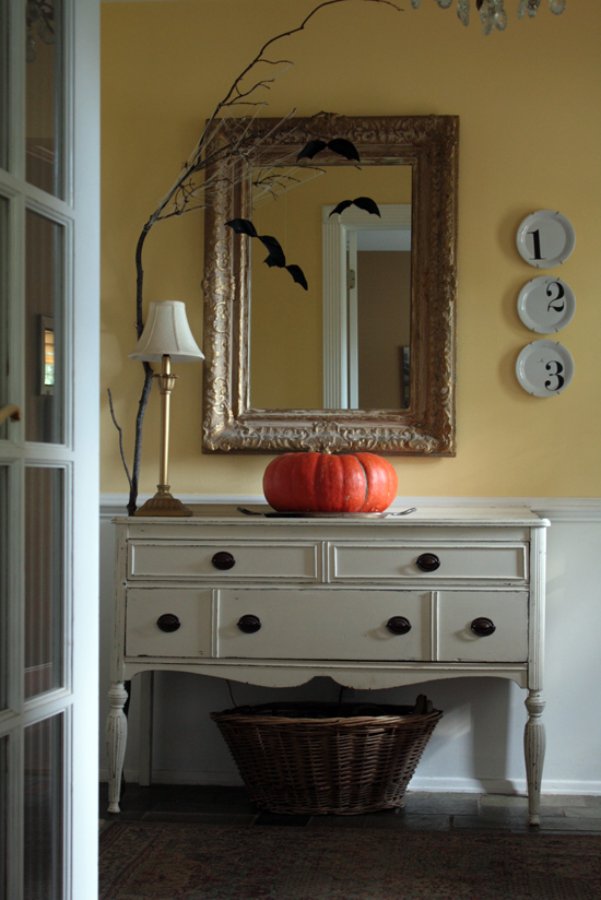 Halloween DecorationsThe Foyer