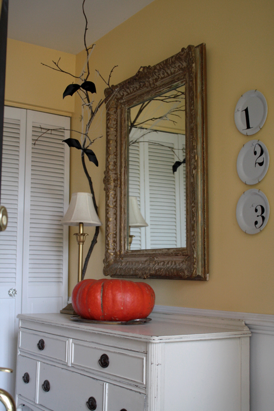 Halloween Decorations The Foyer