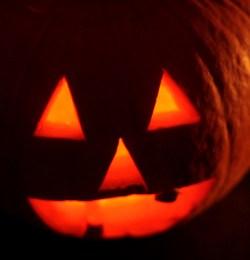 Pumpkin Ideas Glow In The Dark Pumpkins