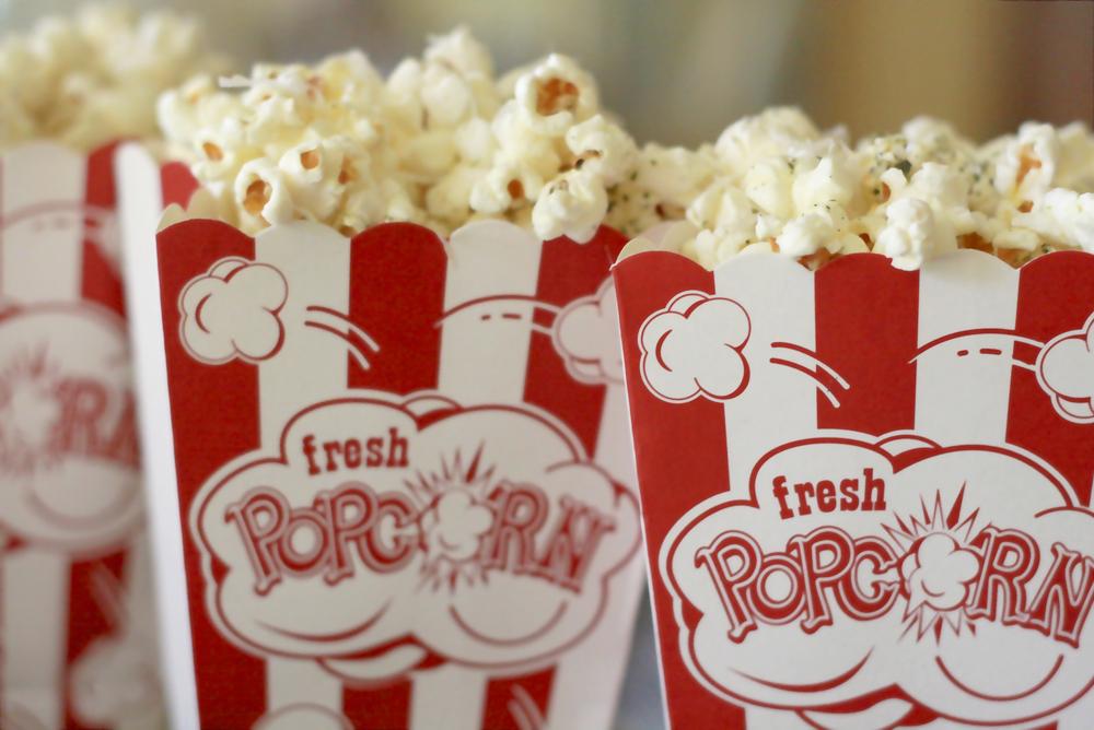 Parmesan and Oregano Popcorn Recipe