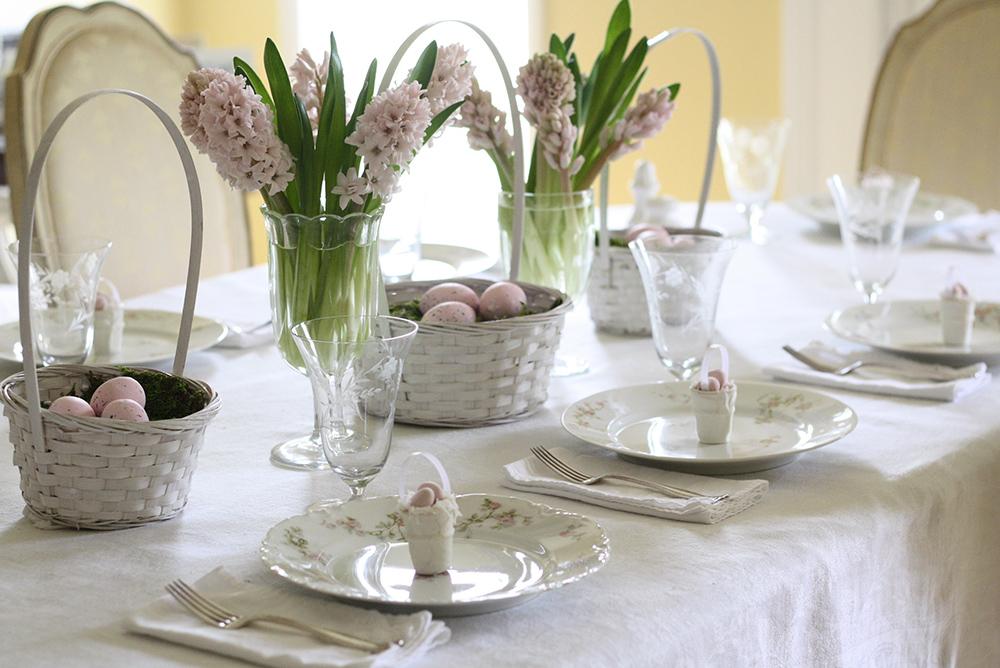 Easter Table Setting Ideas
