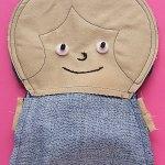 How To Make A Topsy Turvy Doll From Any Rag Doll Pattern Shiny Happy World
