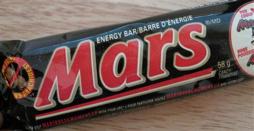 Mars bar - an energy bar