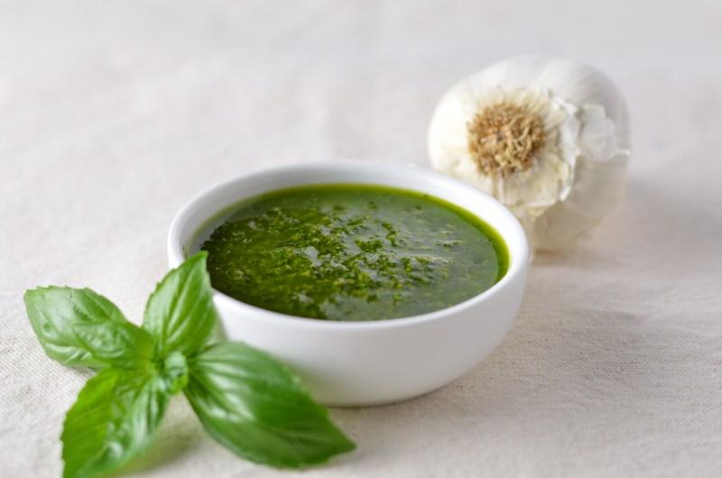 AIP Pesto Sauce
