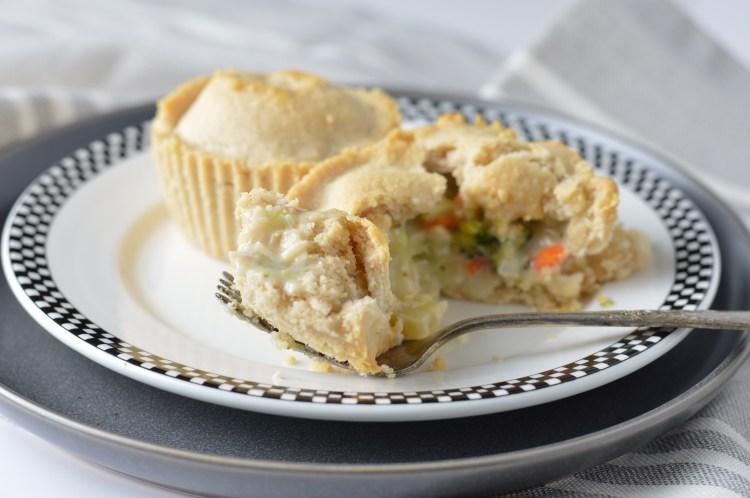 Mini Chicken Pot Pies (AIP, Paleo)