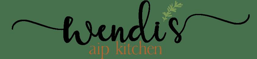 Wendi's AIP Kitchen