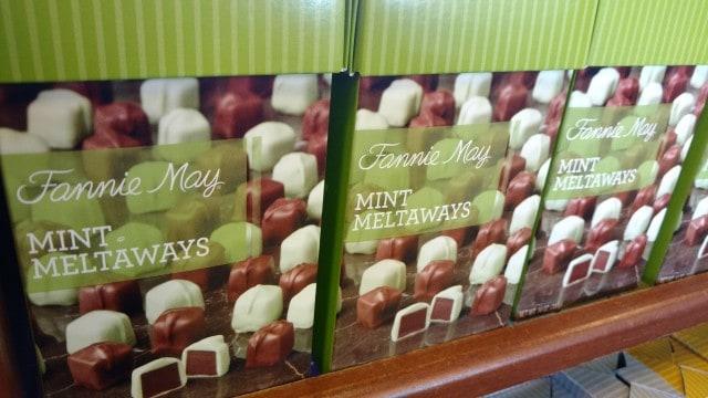Mint Meltaways