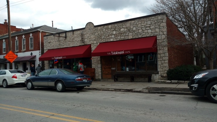 The Thurman Cafe, A German Village Gem