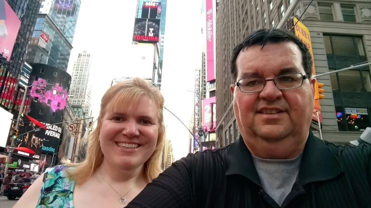 Take a Trip Around Manhattan With Me (No Tips Necessary)