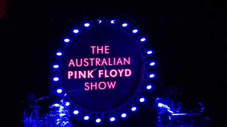 Pink Floyd Tribute Band Comes From the Land Down Under