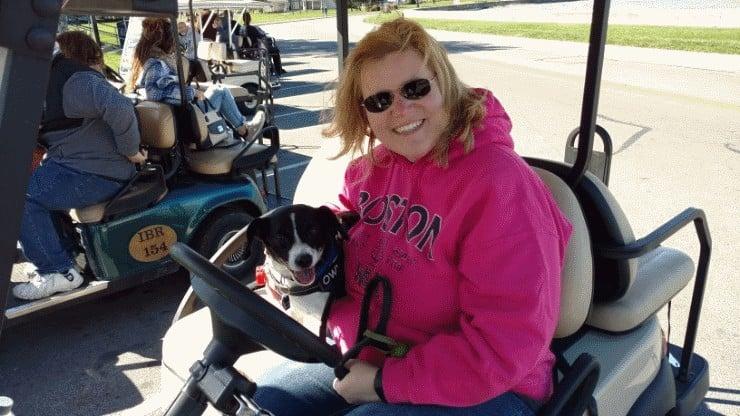 (Own)E's Golf Cart Experience