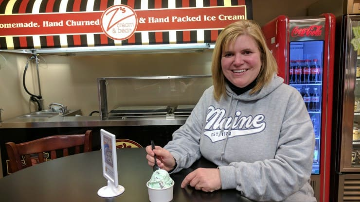 Great Ice Cream from A to Z's