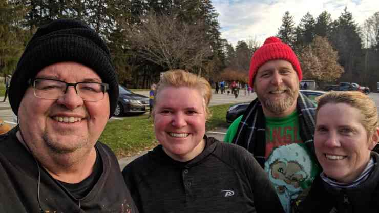 Zest for Life Podcast: Four Reflect on Running Turkey Burner 5K