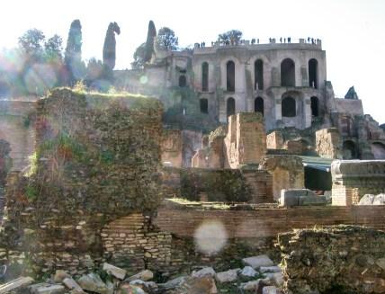 RomanForum-PalatinoHill03