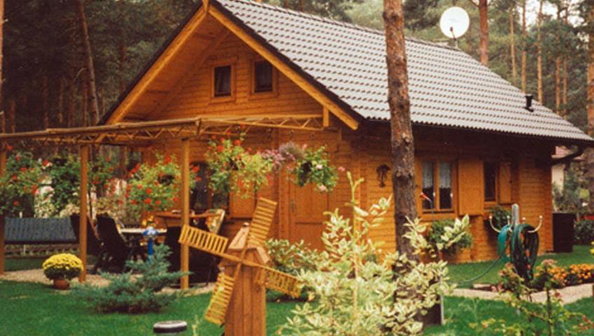 Ferienhaus Rubin 40 - Holzhaus