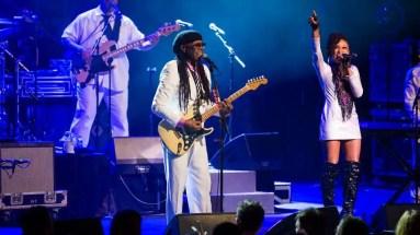 Nile Rodgers C'est Chic!
