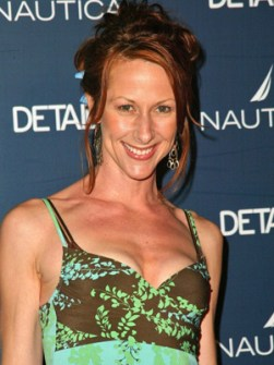 Wendy Braun on the Red Carpet
