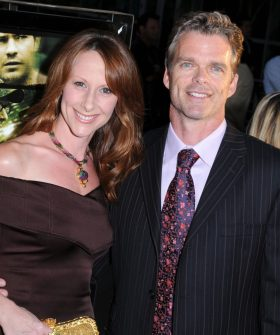 "Wendy Braun + Josh Coxx Arrive ""A Perfect Getaway"" Los Angeles Premiere - Arrivals"