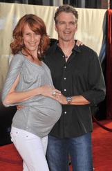 Wendy Braun + Josh Coxx at Thor Premiere
