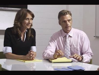 Wendy Braun + Josh Coxx in Second Chance