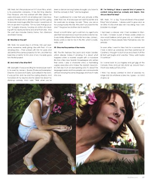 Wendy Braun in BuzzineMagazine_Page 2