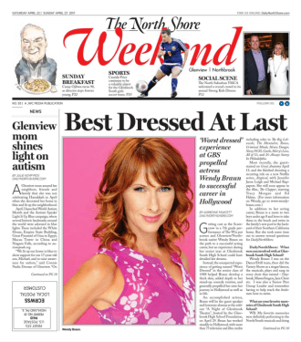 """Best Dressed At Last"""