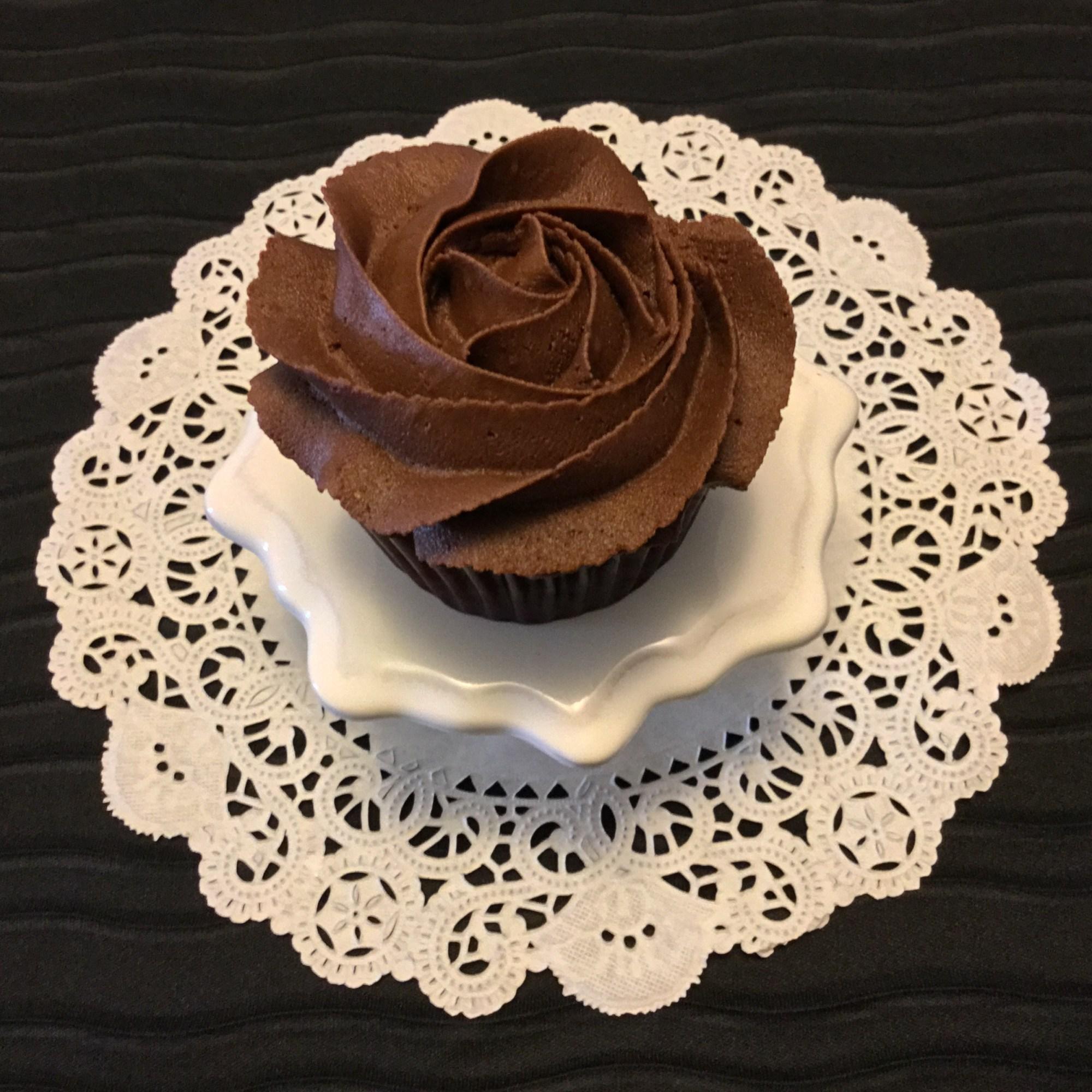 Hapa Cupcake