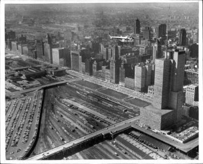 Chicago, 1950s, via Calumet412