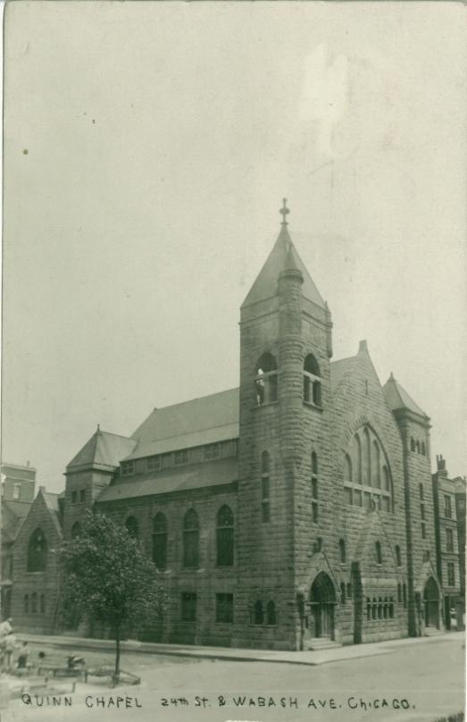 quinn chapel rppc
